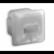 P18 Celaeno Silikon Endkappe mit Kabelausgang