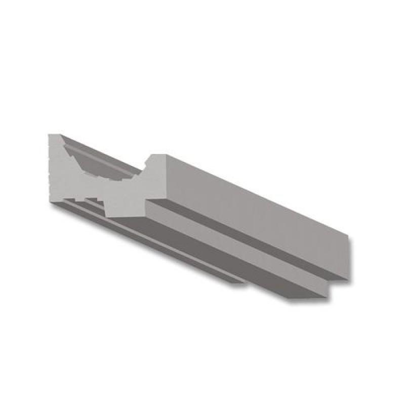 profil 13 95x70mm indirekte beleuchtung led streifen wl led. Black Bedroom Furniture Sets. Home Design Ideas
