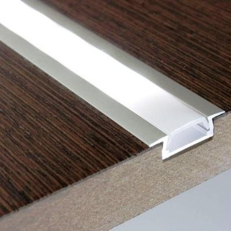aluminium profile f r led streifen ab 5 45 led. Black Bedroom Furniture Sets. Home Design Ideas