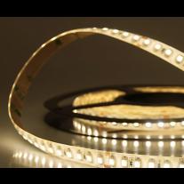 LED Streifen Warmweiß 5 Meter 48W 9,6 W/m 600 LED 3000 Lumen 12V IP66 Wasserfest CRI >89