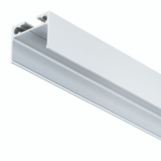 LED-Hängeleuchte Aufhängesystem PL6 C4 + PL10 Kombination inkl. Endkappen 2 meter