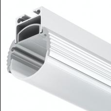 LED-Hängeleuchte Aufhängesystem PL9 + PL10 Kombination inkl. Endkappen 4 meter