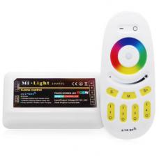 12v/24v LED Streifen Dimmer Set für einfarbige LED Streifen  - 1 Zone