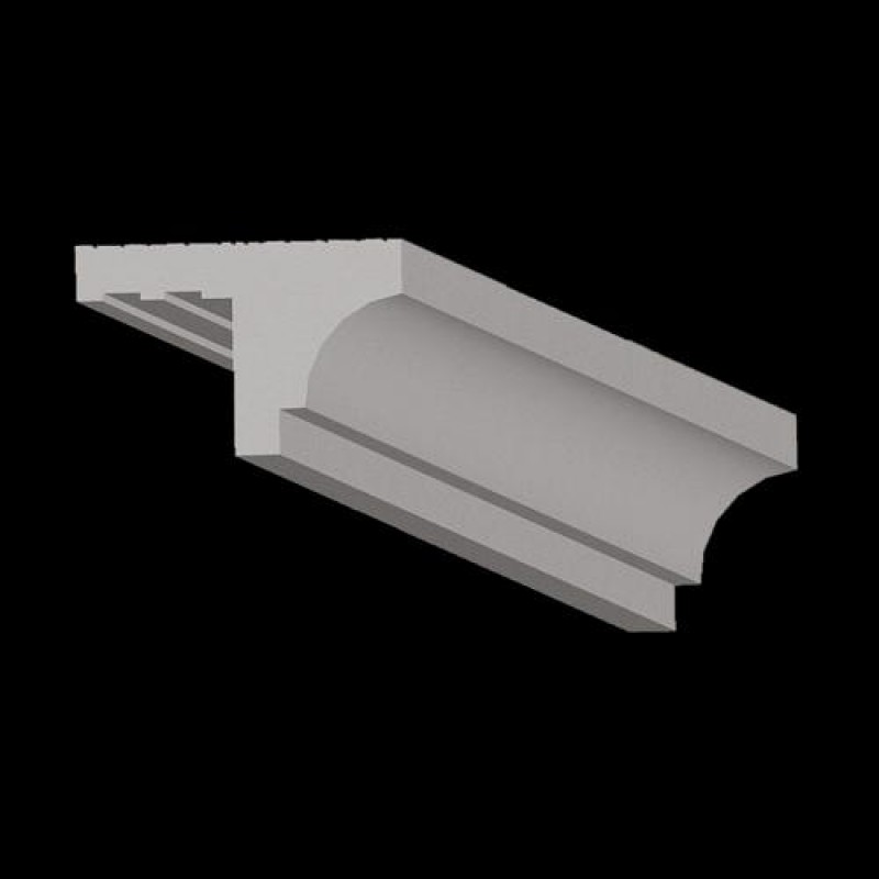 profil 11 125x80mm indirekte beleuchtung led streifen wl. Black Bedroom Furniture Sets. Home Design Ideas