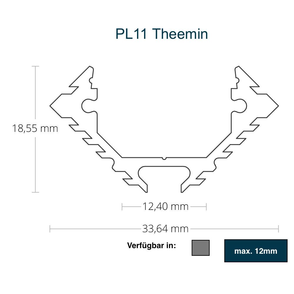 PL11 Theemin